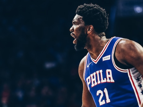 Embiid Named to NBA All-Defensive Second Team