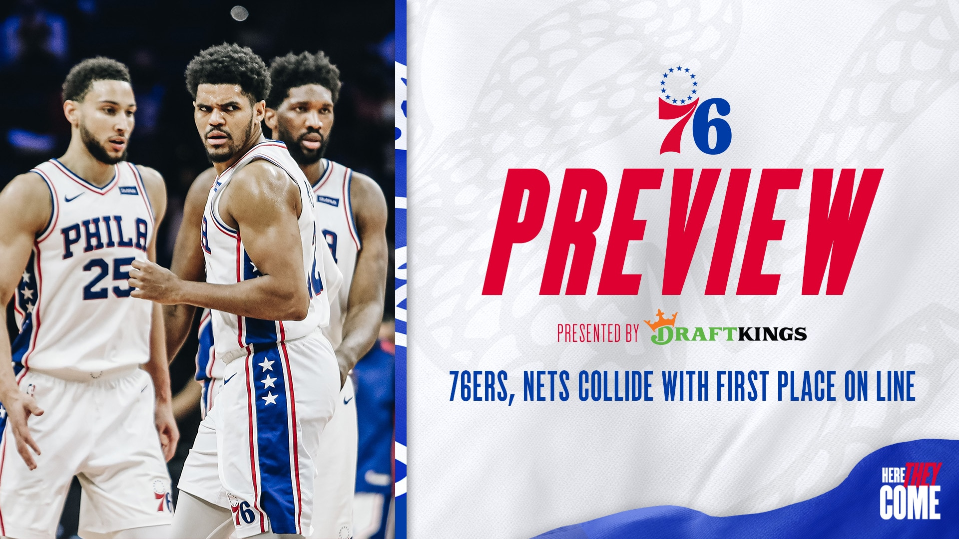 76ers Nets Collide With First Place on the Line