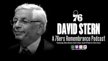 David Stern | A 76ers Remembrance Podcast