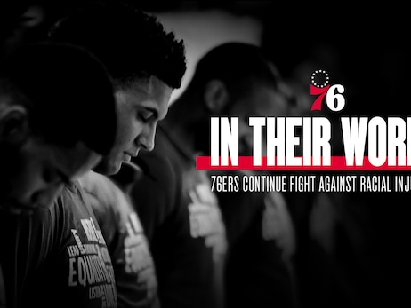 In Their Words | 76ers Continue Fight Against Racial Injustice
