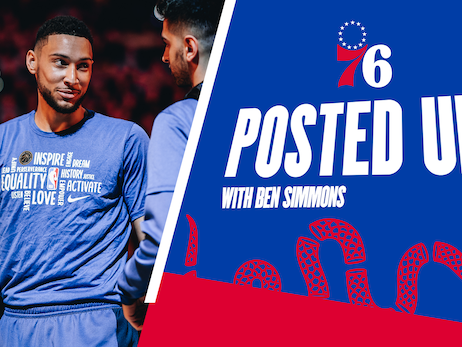 Posted Up! | Ben Simmons