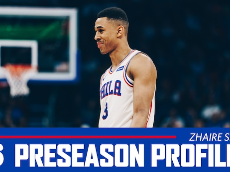 Preseason Profiles | Zhaire Smith