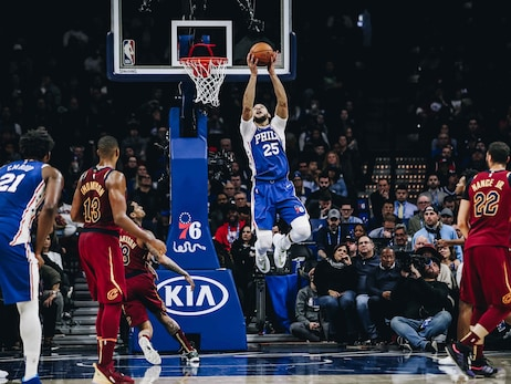 Photos | 76ers vs Cavaliers (11.12.19)