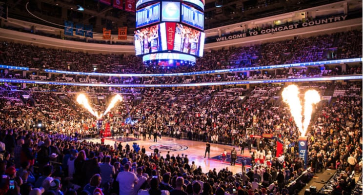 Fast Company Names 76ers One of Most Innovative Companies in the World
