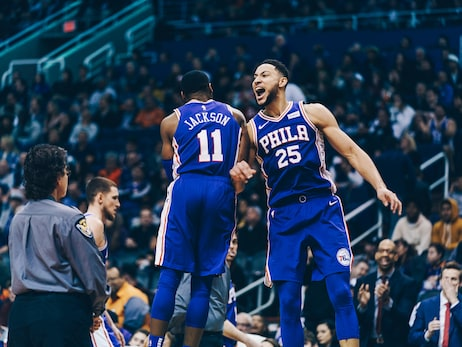 Photos | 76ers @ Suns (1.2.19)