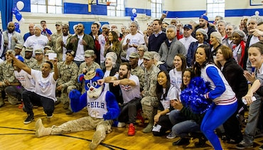 Sixers Tip Off Third Annual 'Season of Giving'