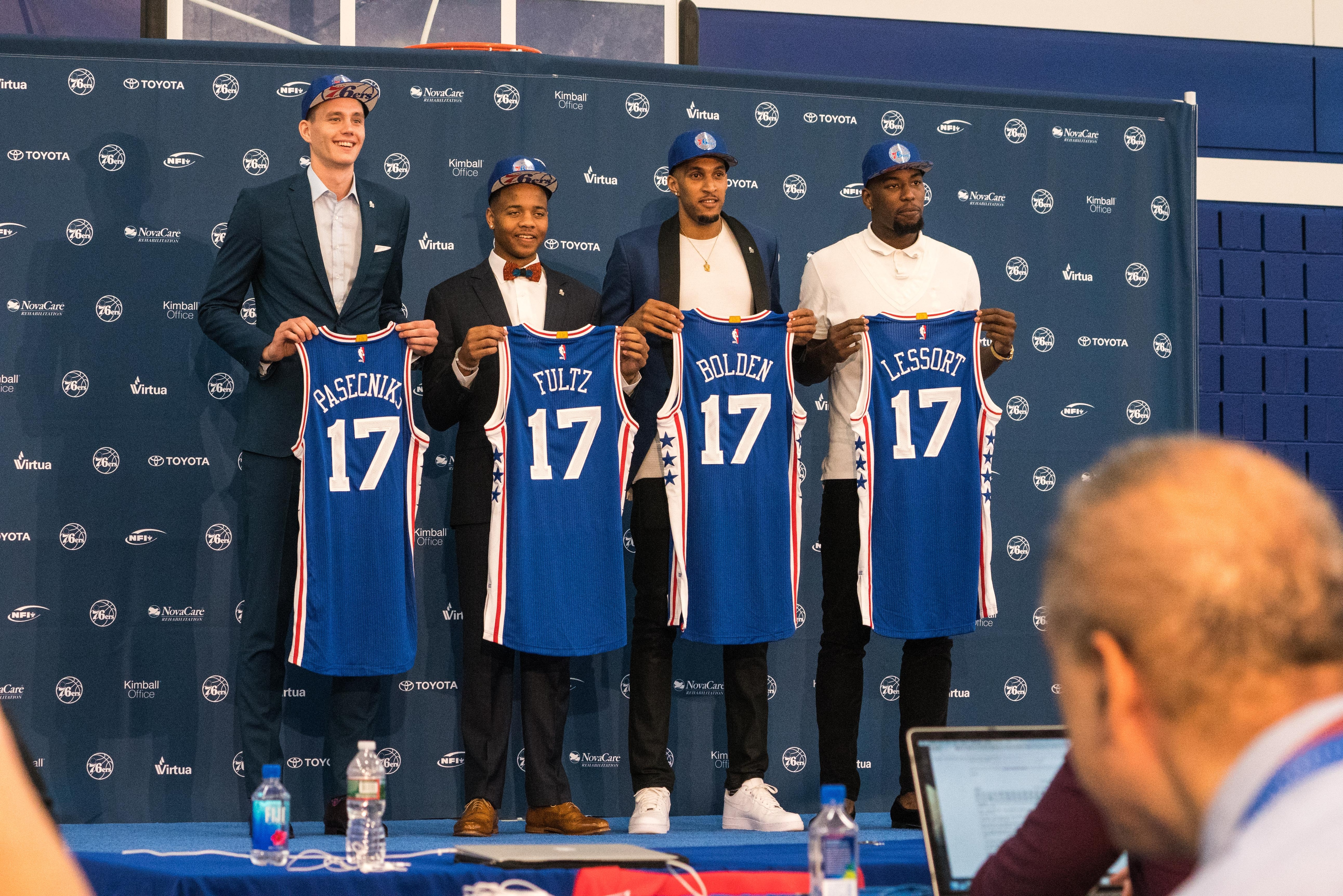 On the Beat  Finding Foreign Talent Important to Sixers' Approach