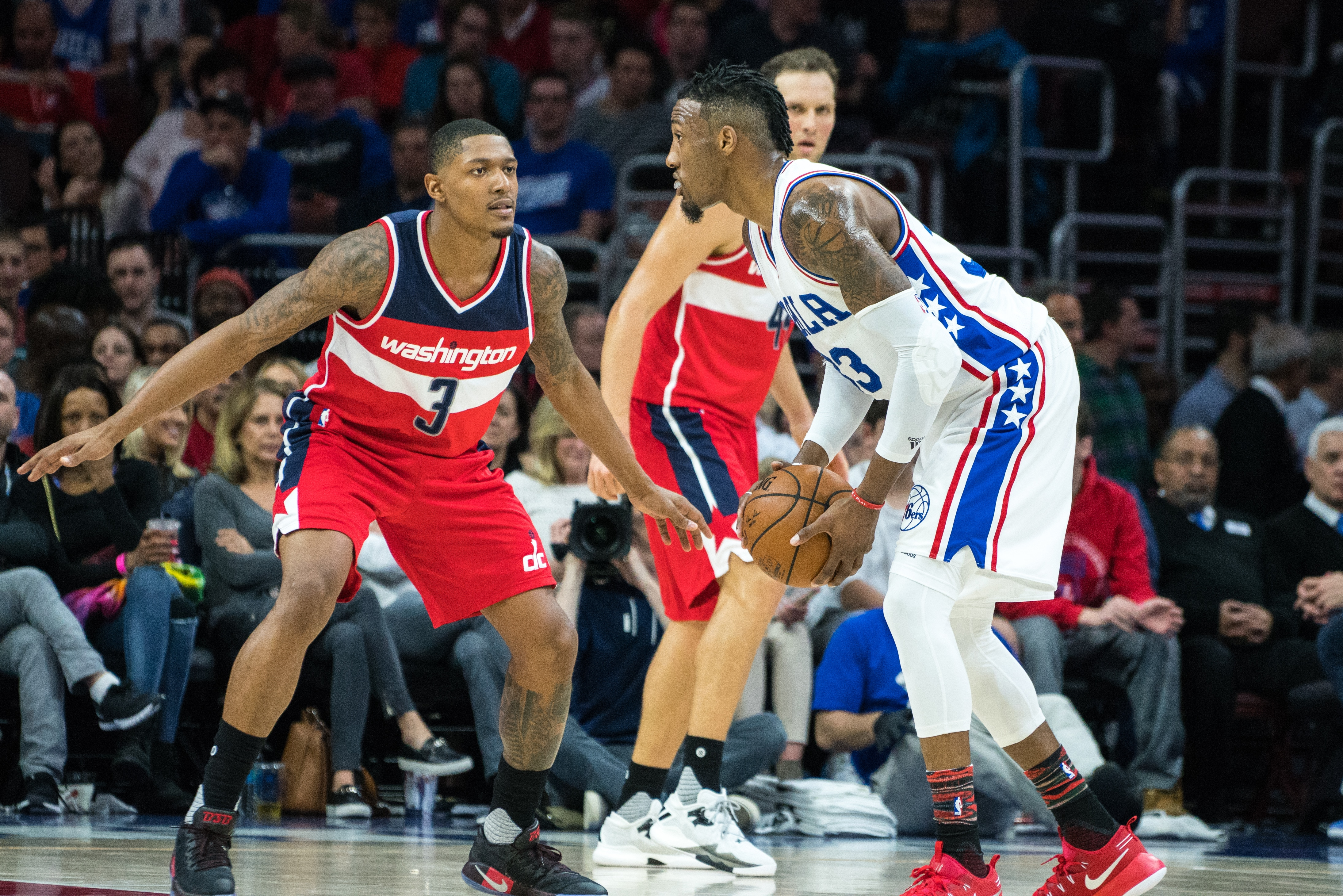Game Recap  Sixers Step Up Pull Out Team W