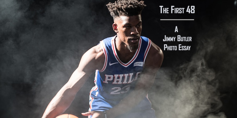 info for 221b4 96e23 The First 48 | A Jimmy Butler Photo Essay | Philadelphia 76ers
