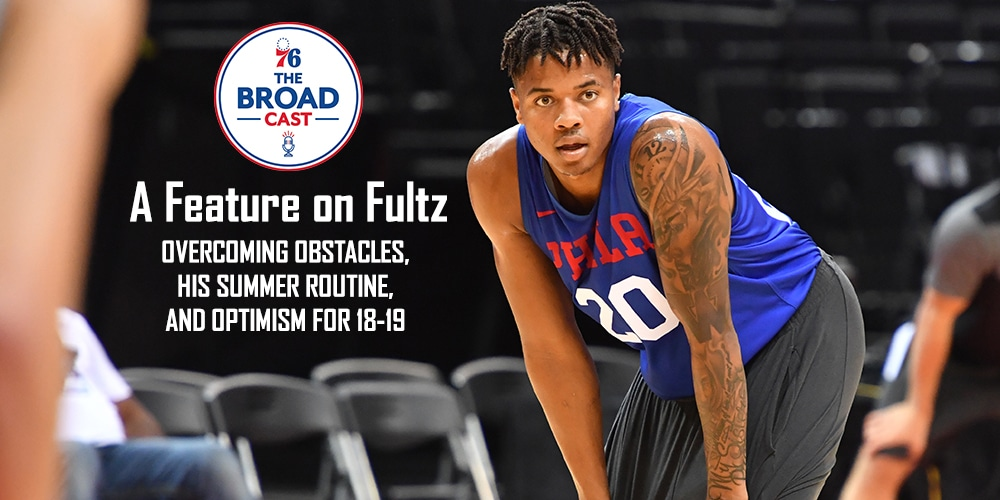 The BroadCast  Following Hard-Working Summer Fultz's Outlook Bright