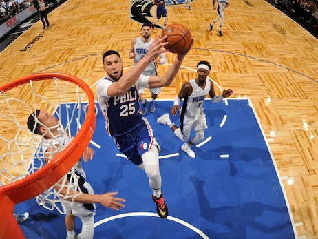 Los Magic Sorprenden a los Sixers