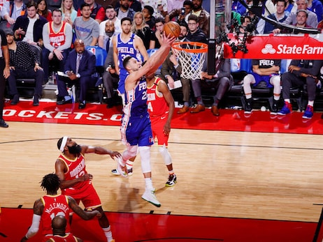 Photos | 76ers @ Rockets (1.3.20)
