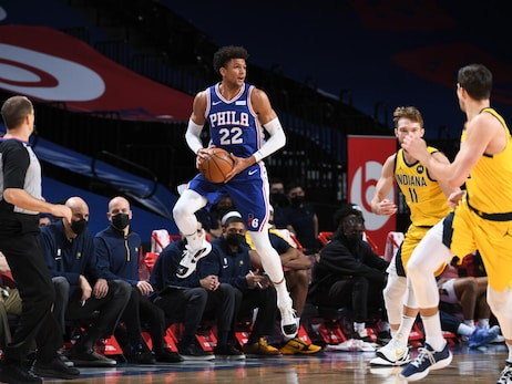 Photos | 76ers vs Pacers (03.01.21)
