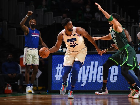 Photos | 76ers @ Celtics (04.06.21)