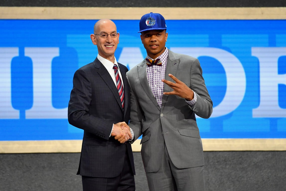 Sixers Select Markelle Fultz With No. 1 Overall Pick In 2017 NBA Draft