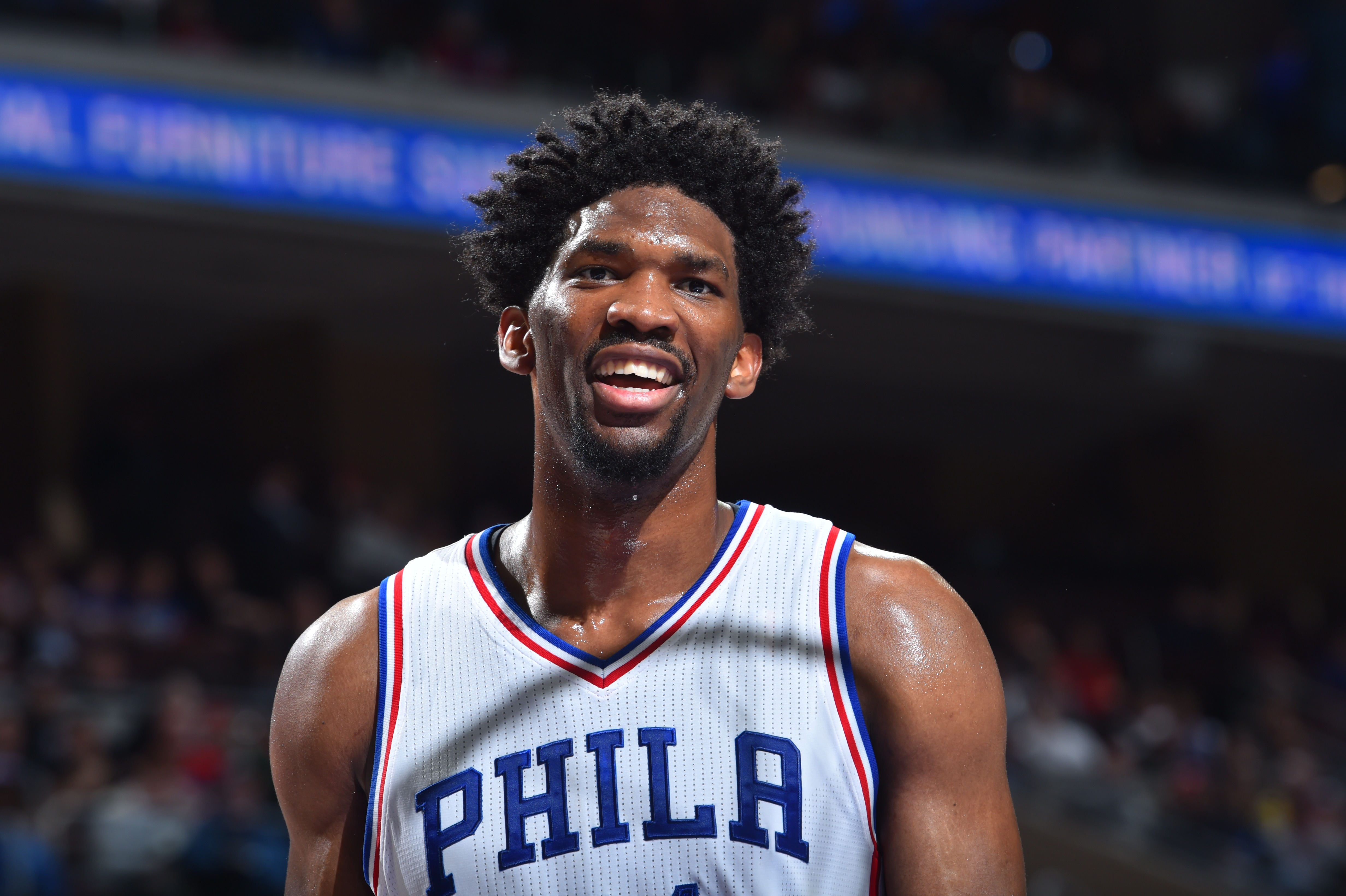 On the Beat  Players Name Embiid Comeback Player of Year Best on Social