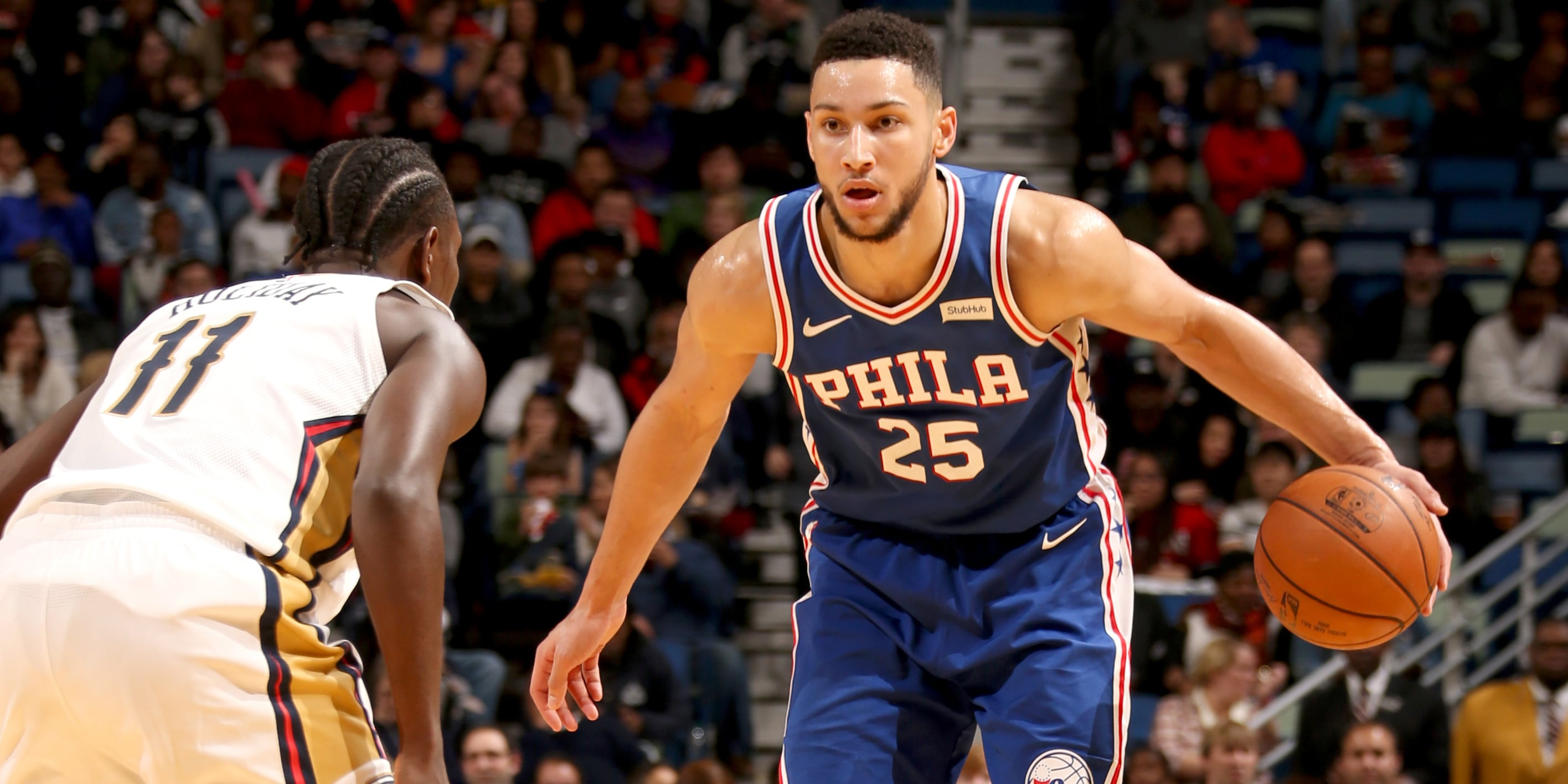 In Review  Undermanned Simmons Frontcourt Rotation Fight On