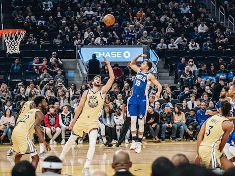 Photos | 76ers @ Warriors (3.7.20)