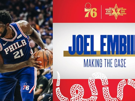 Making the Case | Joel Embiid