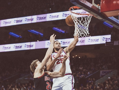 Photos | 76ers vs Bulls (1.17.20)