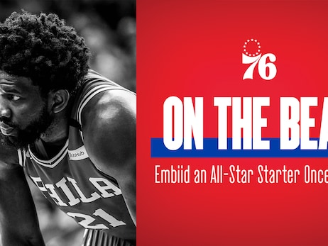 Quotebook | Embiid an All-Star Starter Once Again