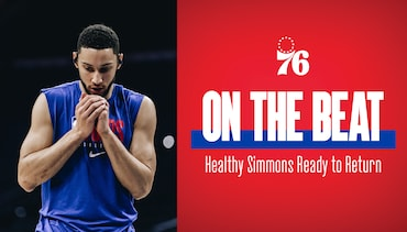 Healthy Simmons Ready to Return