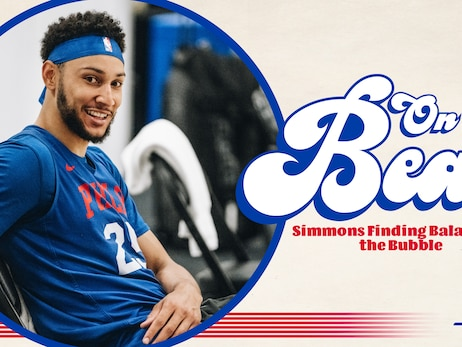Simmons Finding Balance in the Bubble