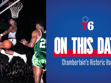 On This Date | Chamberlain's Historic Haul