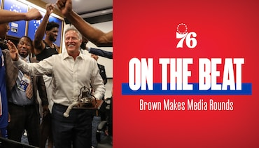 On the Beat | Brown Makes Media Rounds