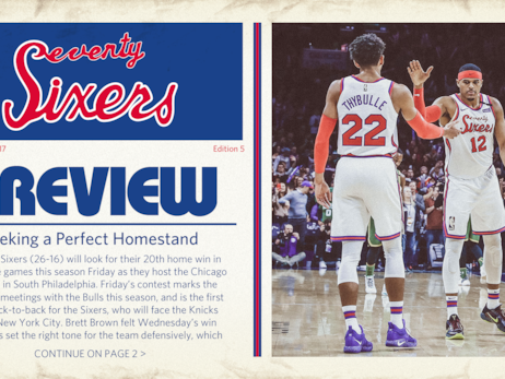 Game Preview | Seeking a Perfect Homestand