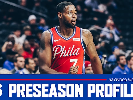 Preseason Profile | Haywood Highsmith