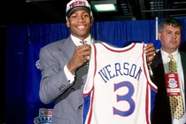 Allen Iverson: Through The Years - 17