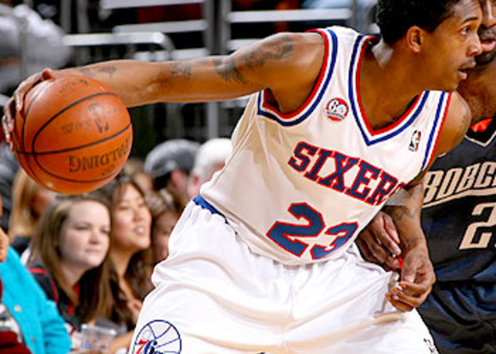 outlet store 85b05 6b970 2008-09 Lou Williams Photo Gallery | Philadelphia 76ers