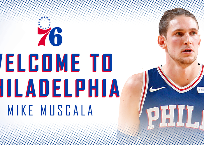 new style 45862 6963e Team Acquires Mike Muscala in a Three-Team Deal ...