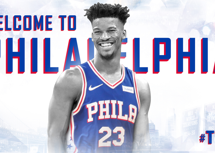 e3588e48410 Team Acquires Four-Time All-Star Jimmy Butler