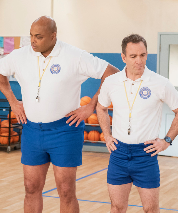 Barkley to Make Cameo on The Goldbergs