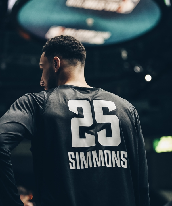 Simmons Makes All-Star History