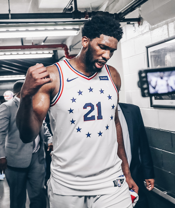 Joel Embiid | Highlights vs Nets (Game IV)