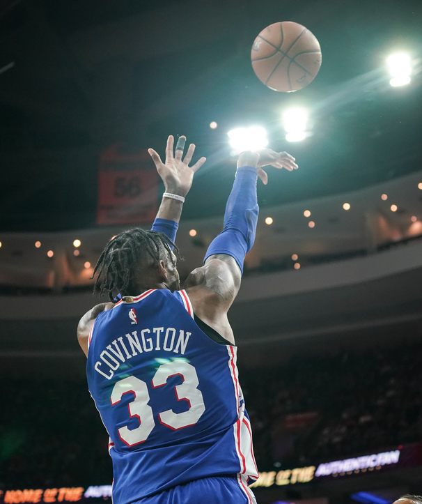 Photos | Sixers vs Knicks (3.28.18)