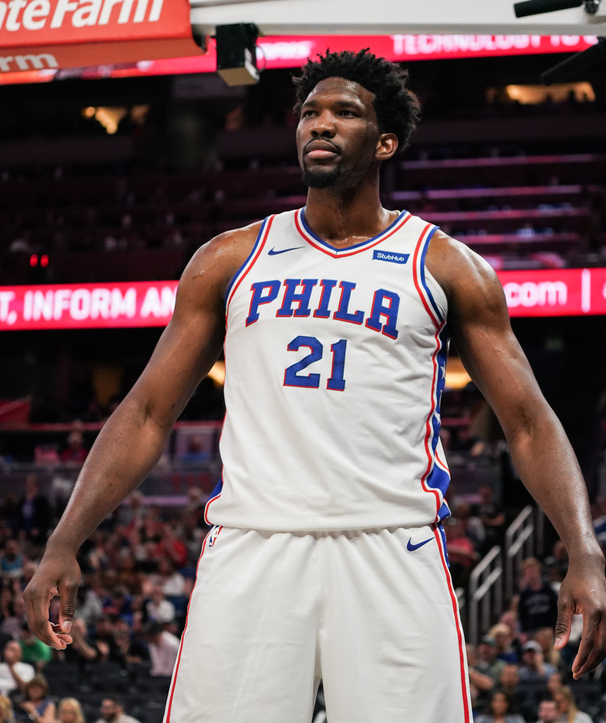 Best of 17-18 | Joel Embiid