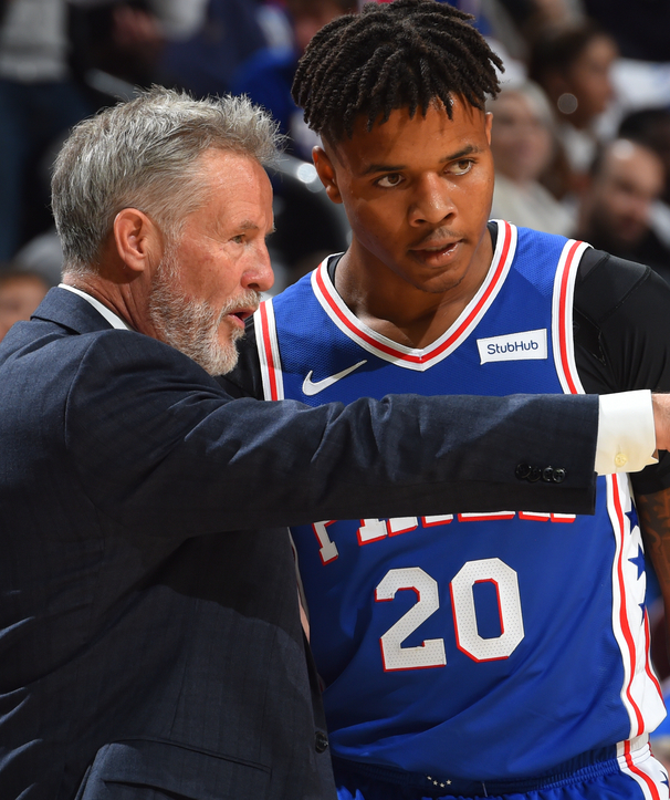 Fultz Benefits From Support