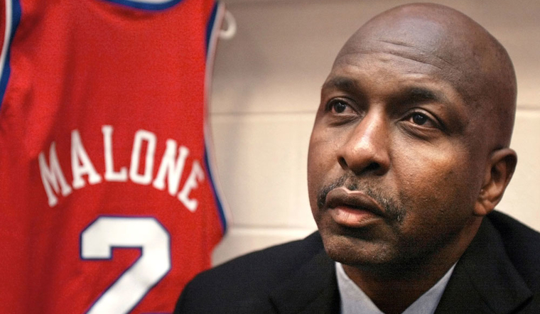 Sixers to Honor Moses Malone with Tribute Night Game