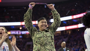 76ers Recognize Asian Pacific American Heritage Month