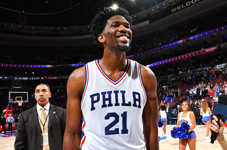 45232fa17 Joel Embiid Agrees To Five-Year Contract Extension