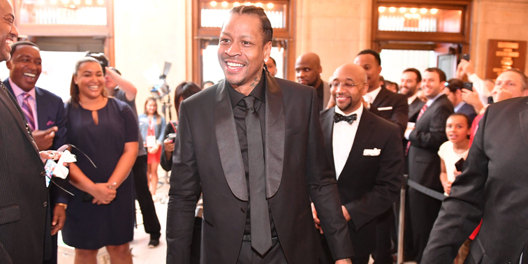 Allen Iverson's Basketball Hall of Fame Speech Getting High Marks