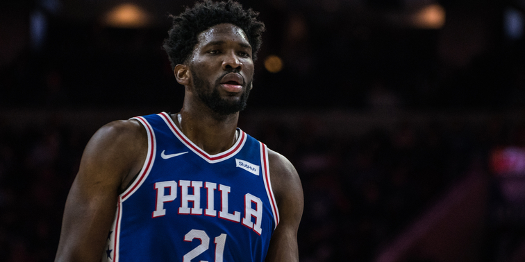 Embiid continues to show 76ers are different team with center in lineup