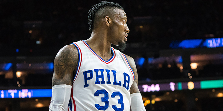 76ers exercise Robert Covington's contract option for 2017-18 season