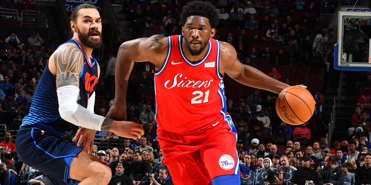 Thunder edge 76ers in triple overtime
