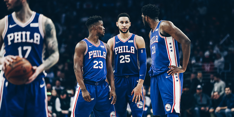 Marcus Smart Gets Ejected After Altercation With Sixers' Joel Embiid