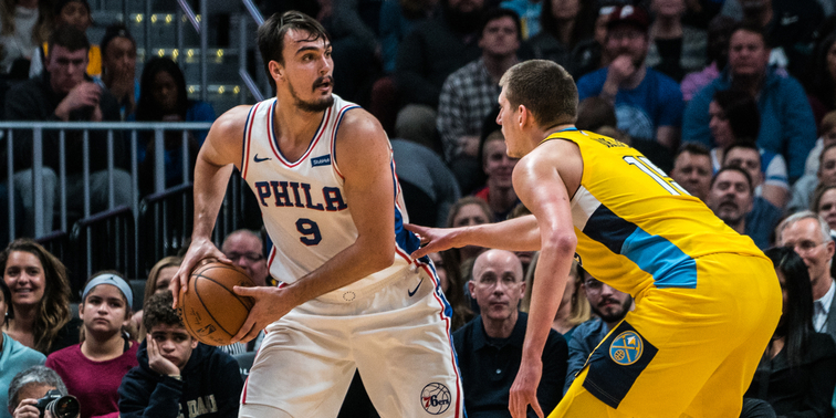 Dario Saric scores 27 points to help 76ers beat Suns